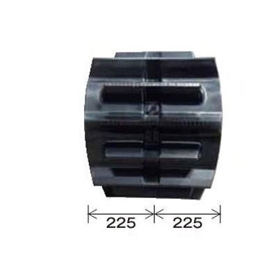 450X110X58トラクタークローラ:ローラグ
