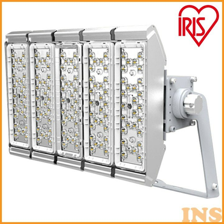 LED投光器 HW-F 3000K 300W 90° FL5M-300W-90-K30-R7 アイリスオーヤマ