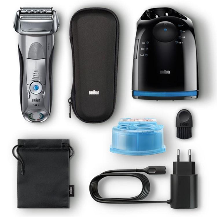 シェーバー ブラウン シリーズ7 髭剃り 防水 メンズシェーバー 7898cc-P BRAUN|insair-y|02
