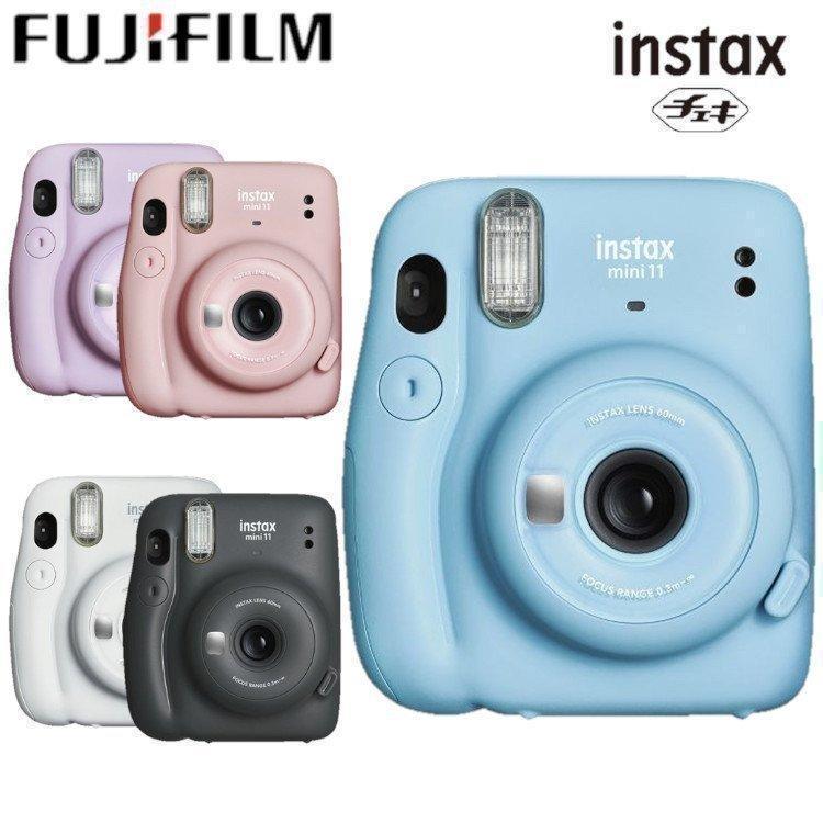 チェキ 信託 商い チェキカメラ 本体 富士フィルム instax mini11 インスタントカメラ おしゃれ かわいい