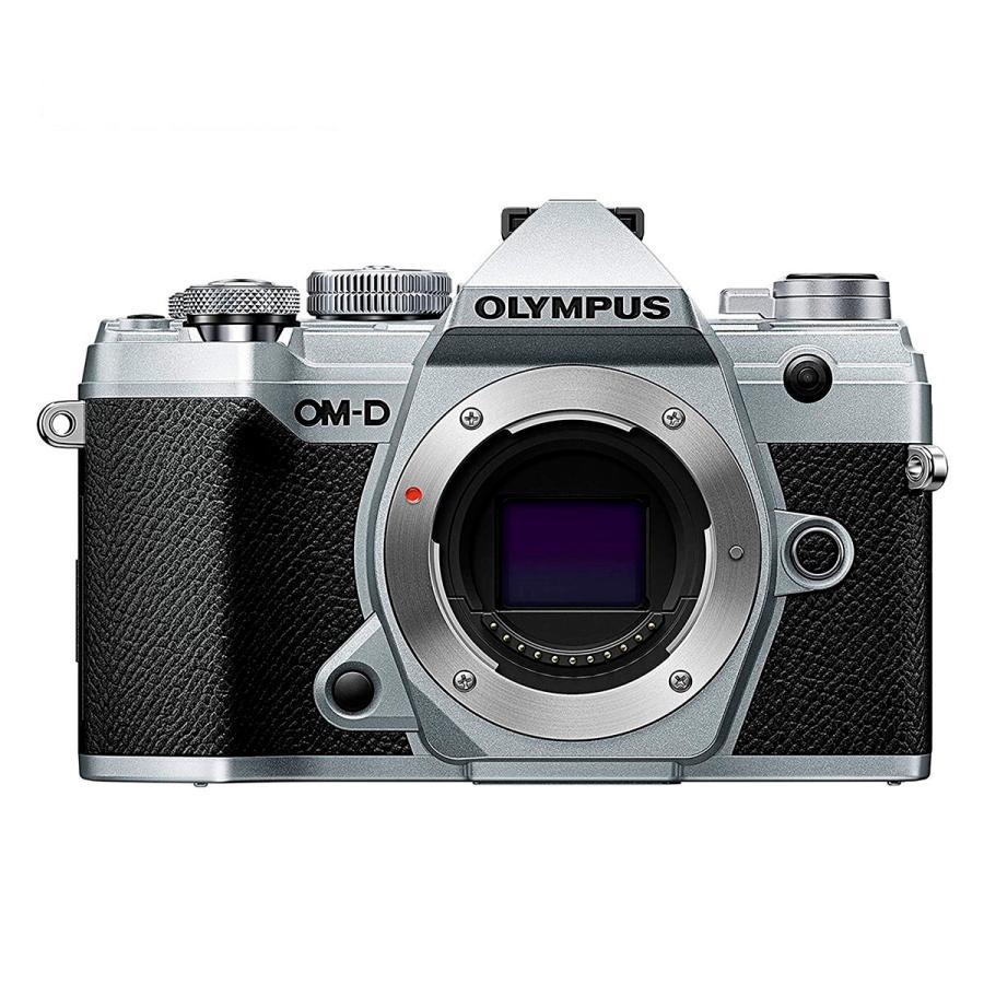 OLYMPUS ミラーレス一眼 オリンパス OM-D E-M5 高品質新品 MarkIII いつでも送料無料 ボディ Mark3 シルバー SL Body