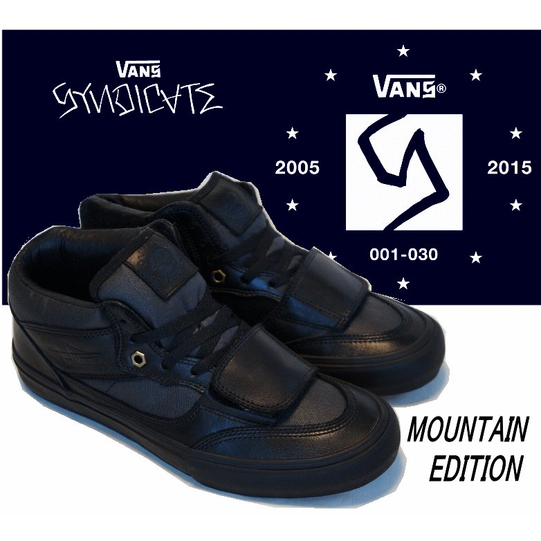33ec27f494 VANS SYNDICATE MOUNTAIN EDITION 4Q