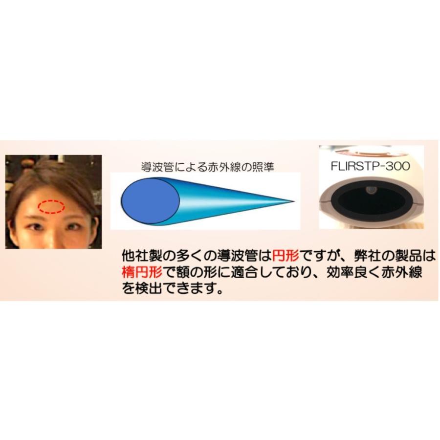 非接触赤外線体温計 日本製 医療機器認証 在庫あり FLIRSTP-300N 高性能 プロ向け integra 03