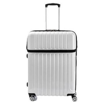 e8cb03bf5b トップオープン機能でスマートに荷物を収納できるスーツケース | :co-1190489: | 同梱·代引き不可 | 協和 | ACTUS(アクタス)  | スーツケース | トップオープン ...