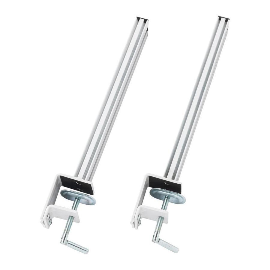 【同梱・代引き不可】 サンワサプライ 支柱2本セット(H450) CR-HGCHF450W CR-HGCHF450W