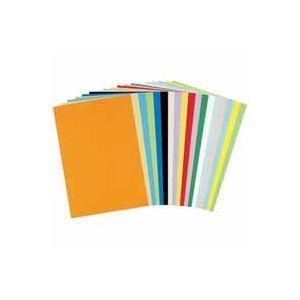 送料無料(業務用30セット) 北越製紙 やよいカラー 色画用紙/工作用紙 〔八つ切り 100枚〕 ぐんじょう