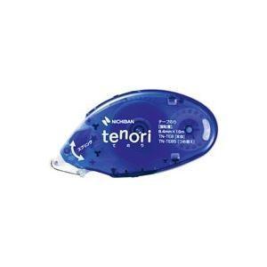 送料無料(業務用100セット) ニチバン テープのりtenori 強粘着 TN-TE8
