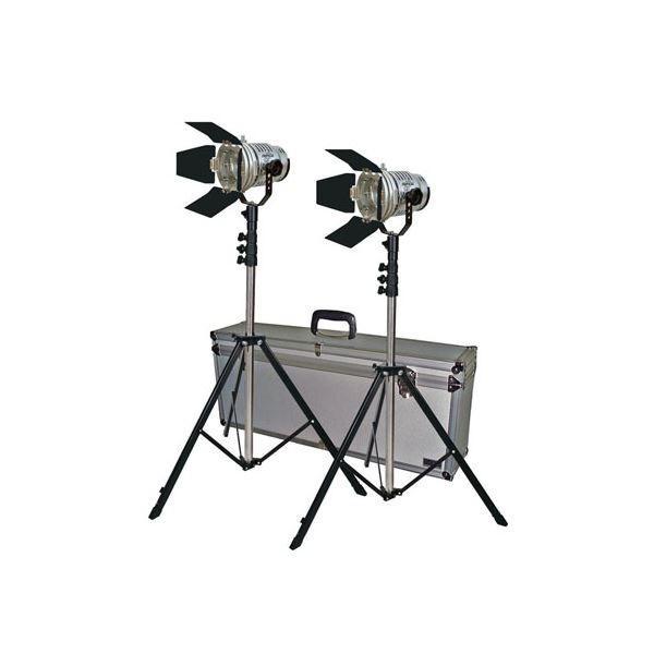 送料無料LPL スタジオロケーションライト トロピカルTL500キット2 L25732