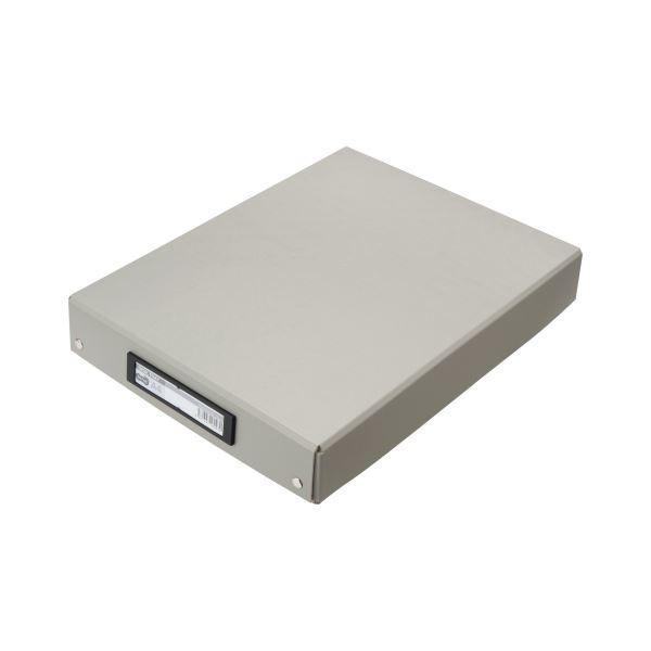 送料無料(まとめ) TANOSEE デスクトレー A4 グレー 1個 〔×30セット〕