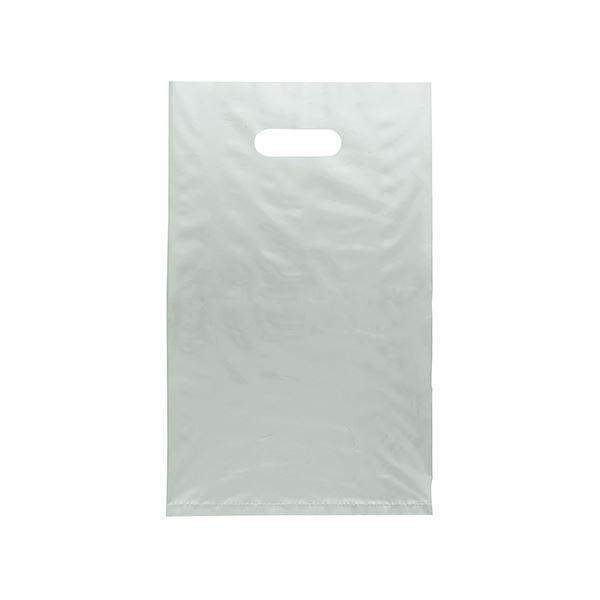 送料無料(まとめ) ハピラ ポリエチレン 透明手提げ袋LTBA4CL 1パック(50枚) 〔×30セット〕