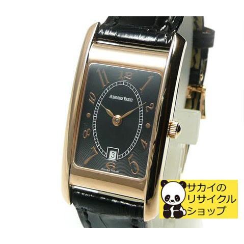 人気沸騰ブラドン 限定モデル! オーデマ・ピゲ K18PG レディース腕時計 125周年記念モデル クォーツ ブラック文字盤, 京たけのこ伝統栽培を守る会Shop 0c548a8c