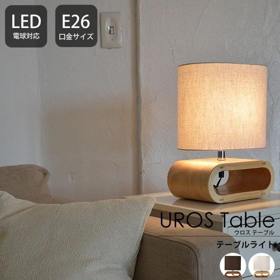 ELUX エルックス 照明 おしゃれ 卓上 テーブルライト LED 照明器具 UROS UROS Table ウロステーブル Lu Cerca 直送品