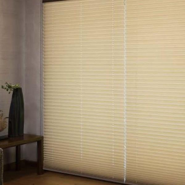 プリーツスクリーン もなみ 25mm ニチベイ アシベ M8089〜M8092 シングルスタイル(ループコード式) 幅30〜80cm×高さ61〜100cmまで