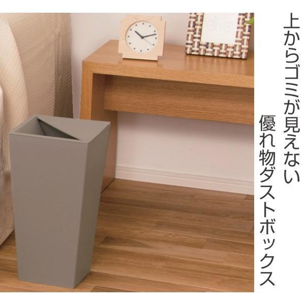 ゴミ箱 ふた付き ユニード カクス ( ごみ箱 ダストボックス ダストBOX くず入れ 屑入れ くずかご )|interior-palette|02