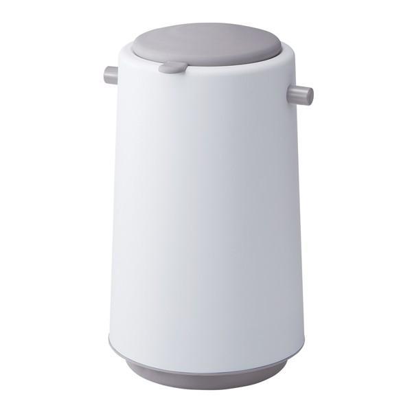 ゴミ箱 密閉 20L 防臭 おむつ ふた付き 臭わない 消臭 パッキン ダイパーポット ( ごみ箱 プッシュ 分別 おむつペール オムツ 生ゴミ ペット ダストボックス )|interior-palette|19