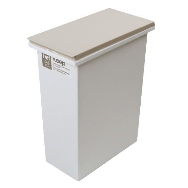 ゴミ箱 分別 台座付オープンペール 3個セット キャスター付き ( ごみ箱 分別ゴミ箱 ふた付き )|interior-palette|13