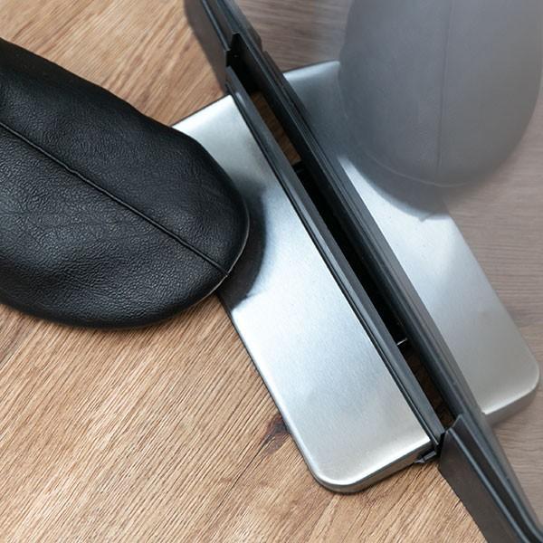 ゴミ箱 ペダル 20L Lase ステンレス ふた付き JAVA ( ごみ箱 フタ付き ダストボックス )|interior-palette|13