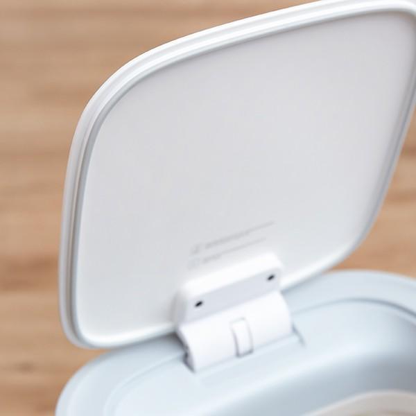 ゴミ箱 EKO モランディ 防臭 センサー 12L パッキン付き ( ごみ箱 自動 ダストボックス 臭わない キッチン ふた付き )|interior-palette|19