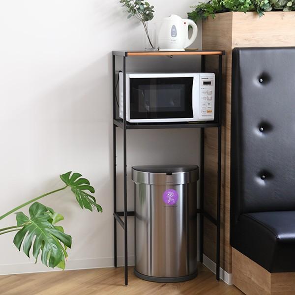 正規品 ゴミ箱 シンプルヒューマン simplehuman センサーカン セミラウンド 45L ふた付き ( 分別 ごみ箱 スリム ST2018 )|interior-palette|16