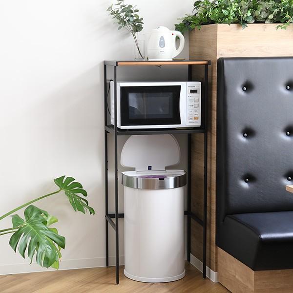 正規品 ゴミ箱 シンプルヒューマン simplehuman センサーカン セミラウンド 45L ふた付き ( 分別 ごみ箱 スリム ST2018 )|interior-palette|17
