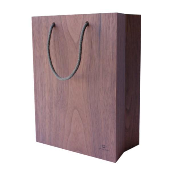 ゴミ箱 ヤマト工芸 yamato BAG dust 木製 吊り下げ 床置き ( ごみ箱 ダストボックス 壁掛け )|interior-palette|05
