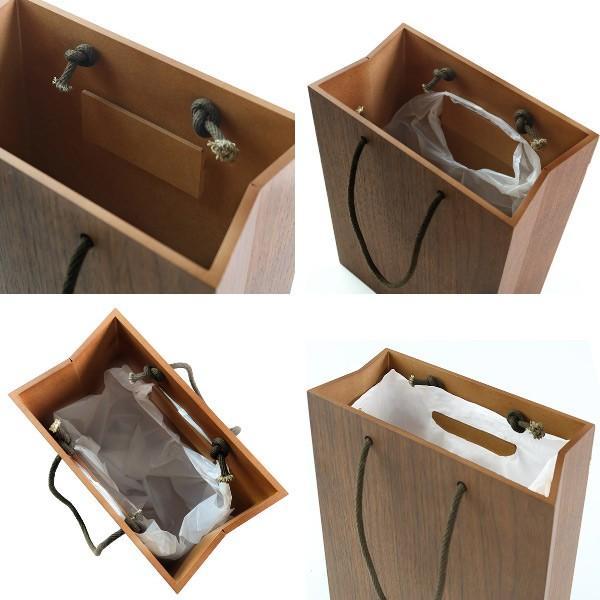 ゴミ箱 ヤマト工芸 yamato BAG dust 木製 吊り下げ 床置き ( ごみ箱 ダストボックス 壁掛け )|interior-palette|06