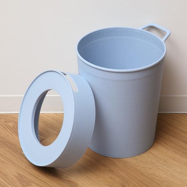 ゴミ箱 タップトラッシュ 袋が見えない 壁掛け スタッキング 10L ( ごみ箱 キッチン 吊り下げ )|interior-palette|11