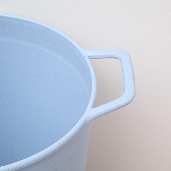 ゴミ箱 タップトラッシュ 袋が見えない 壁掛け スタッキング 10L ( ごみ箱 キッチン 吊り下げ )|interior-palette|14