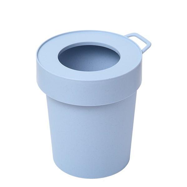 ゴミ箱 タップトラッシュ 袋が見えない 壁掛け スタッキング 10L ( ごみ箱 キッチン 吊り下げ )|interior-palette|15