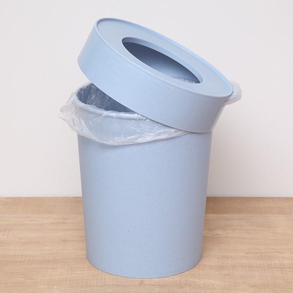 ゴミ箱 タップトラッシュ 袋が見えない 壁掛け スタッキング 10L ( ごみ箱 キッチン 吊り下げ )|interior-palette|16