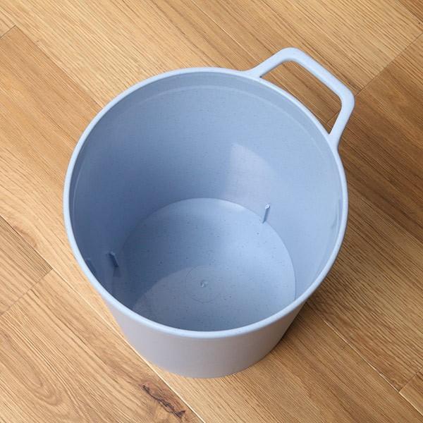 ゴミ箱 タップトラッシュ 袋が見えない 壁掛け スタッキング 10L ( ごみ箱 キッチン 吊り下げ )|interior-palette|19