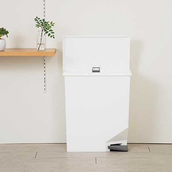 ゴミ箱 ユニード スイッチペダル 35L 横型 縦型 ペダル式 ふた付き ( ごみ箱 キッチン スリム ) interior-palette 18