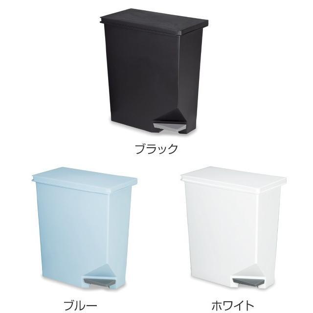 ゴミ箱 ユニード スイッチペダル 35L 横型 縦型 ペダル式 ふた付き ( ごみ箱 キッチン スリム ) interior-palette 04