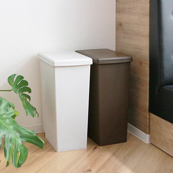 ゴミ箱 45リットル 分別 ふた付き 分別 スライドペール 45L ごみ箱 ダストボックス ( キッチン スライド キャスター スリム おしゃれ おすすめ )|interior-palette|12