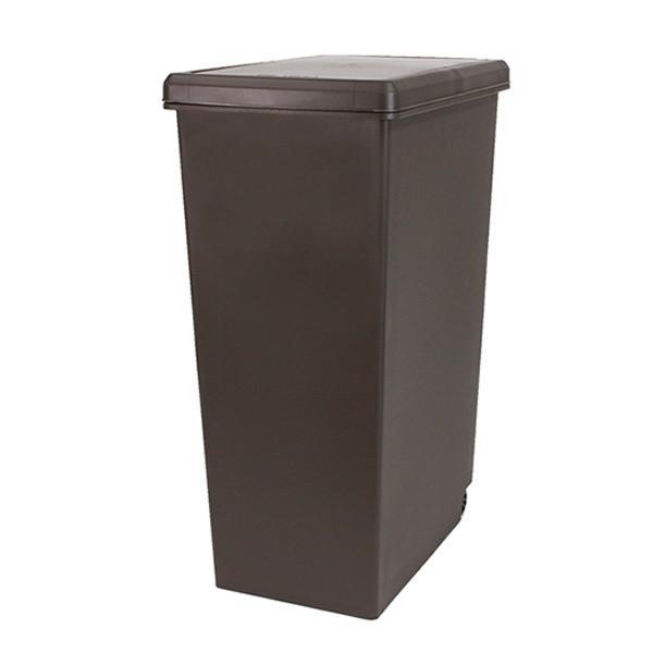 ゴミ箱 45リットル 分別 ふた付き 分別 スライドペール 45L ごみ箱 ダストボックス ( キッチン スライド キャスター スリム おしゃれ おすすめ )|interior-palette|17