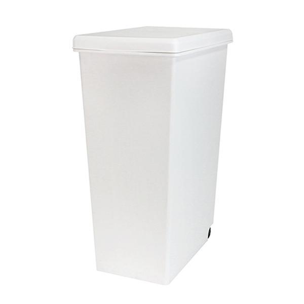 ゴミ箱 45リットル 分別 ふた付き 分別 スライドペール 45L ごみ箱 ダストボックス ( キッチン スライド キャスター スリム おしゃれ おすすめ )|interior-palette|18