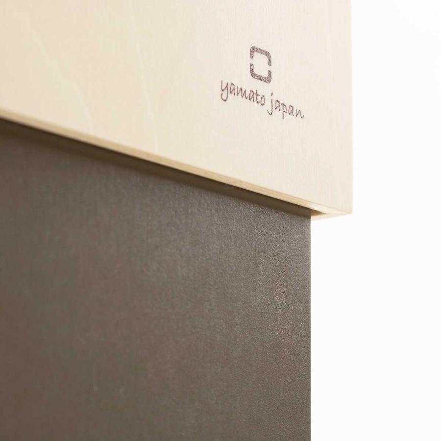 ゴミ箱 木製 4L W CUBE カバー付き おしゃれ くず入れ ダストボックス 日本製 ( ごみ箱 キッチン くずかご くずいれ )|interior-palette|11