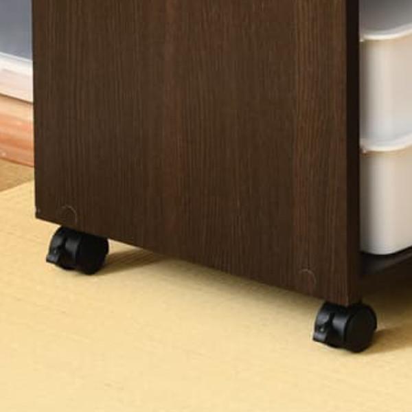 押入れ 収納ラック キャスター付 2台セット 奥行78cm ( 収納 ラック 棚 押し入れ ) interior-palette 11