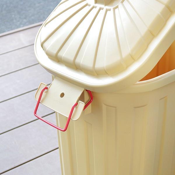 ゴミ箱 屋外 ふた付き PALE×PAIL ペールペール ダストビン 60L 大容量 ( ごみ箱 キッチン 60 リットル ダストボックス )|interior-palette|07