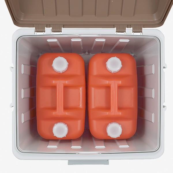 ゴミ箱 ふた付き 連結ハンドルペール 90L ( 屋外 大容量 大型 )|interior-palette|05