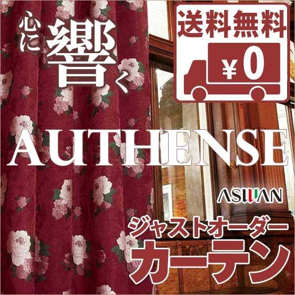 送料無料! カーテン&シェード アスワン オーセンス AUTHENSE MUSEE DE L'IMPRESSION SUR ETOFFES B6448 プレーンシェード コード式・R61PC