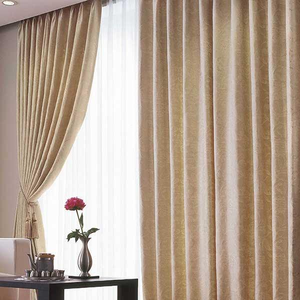 カーテン シェード 川島織物セルコン DRAPERY FT6255 ファインウェーブ縫製 約2倍ヒダ