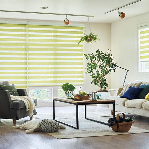 【送料無料】調光ロールスクリーン タチカワブラインドロールスクリーン『デュオレ』|interiorkataoka