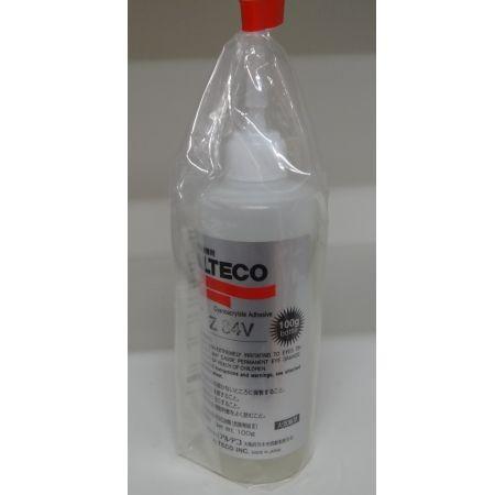 アルテコ 瞬間接着剤 無臭・無白化 Z84V 100g 20本