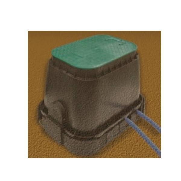 グローベン イージーロック電磁弁ユニット(減圧弁あり) C10HRM200GDC 2系統 DC6V 口径20A-