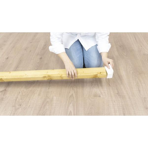 平安伸銅 ラブリコ 2×4 強力 突ぱりキャップ EXO-1 オフホワイト interiortool 06