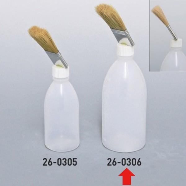 日本全国 送料無料 極東産機 在庫一掃 溶着ボトル刷毛タートル K?1 26-0306 500mL