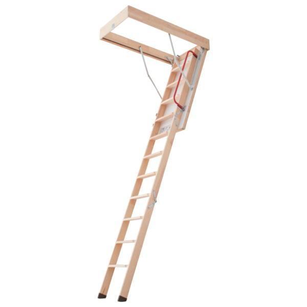 祝日 丸喜金属 結婚祝い ロフトはしご 手すり付き 木製 間口部寸法巾700×長さ1200×収納深さ140mm LWK