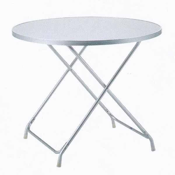 ニチエス ガーデンテーブル ATEX-4 φ900×H700mm