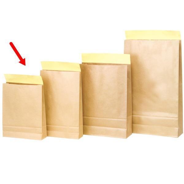 宅配袋 366112 WP未晒宅配袋(小) 260×70×325+60 400枚